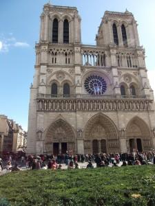 Paris Notre Dame 1